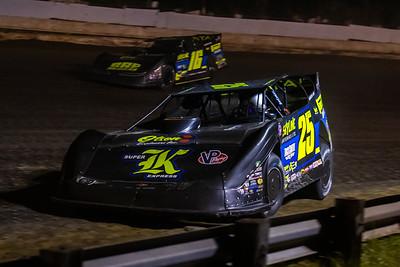 Shane Clanton (25) and Tyler Bruening (16)
