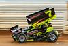 Living Legends Dream Race - Port Royal Speedway - 7 Steve Buckwalter