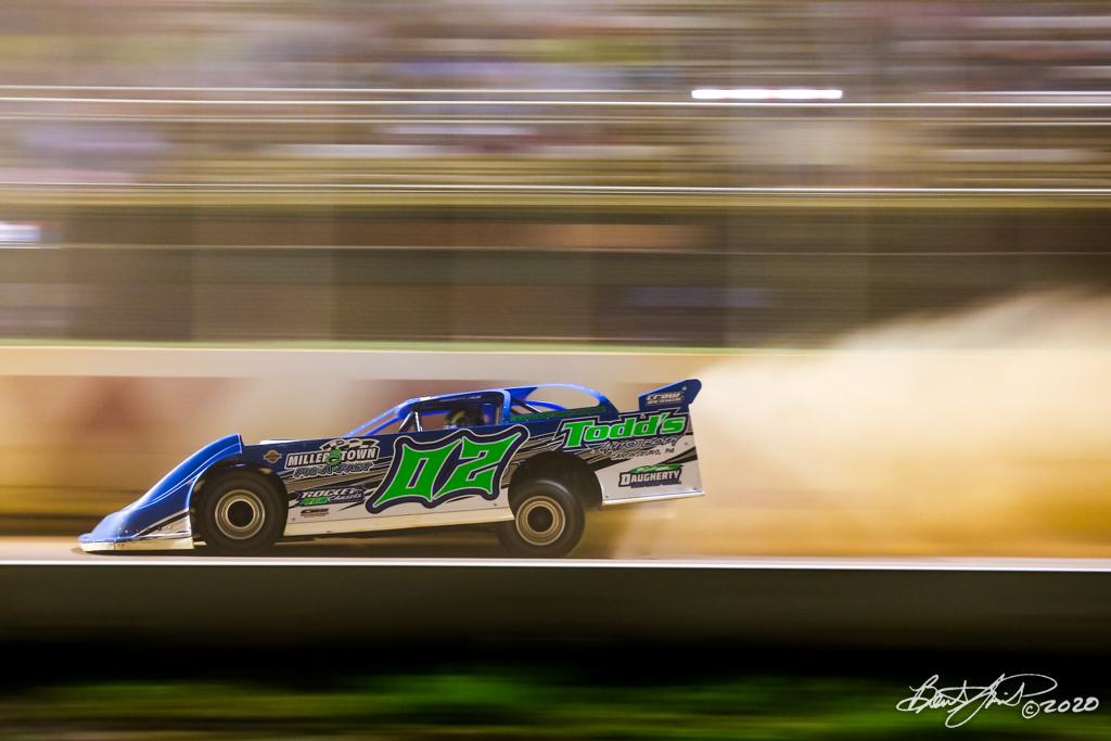 Living Legends Dream Race - Port Royal Speedway - 02 Michael Norris