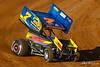 Pennsylvania Sprint Car Speedweek presented by Red Robin - Port Royal Speedway - 7 Steve Buckwalter