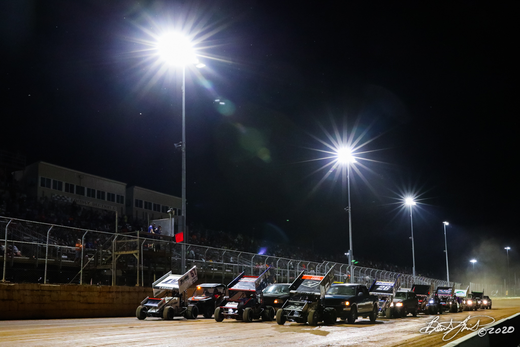 Pennsylvania Sprint Car Speed Week presented by Red Robin - Port Royal Speedway
