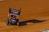 Pennsylvania Sprint Car Speedweek presented by Red Robin - Port Royal Speedway - 23 Justin Foster