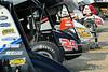 Greg Hodnett Classic - Pennsylvania Sprint Car Speed Week presented by Red Robin - Port Royal Speedway - 24B Dustin Baney
