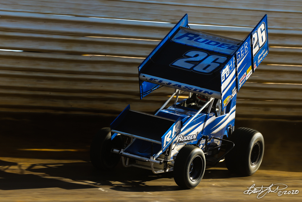 2020 Opening Day - Port Royal Speedway - 26 Cory Eliason
