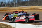dirt track racing image - 2020 Opening Day - Port Royal Speedway - 14z Dave Brouse Jr.
