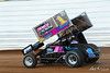 The Night Before the 50 - Ollie's Bargain Outlet All Star Circuit of Champions - Port Royal Speedway - 1 Logan Wagner