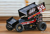 The Night Before the 50 - Ollie's Bargain Outlet All Star Circuit of Champions - Port Royal Speedway - 55 Mike Wagner