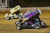 The Night Before the 50 - Ollie's Bargain Outlet All Star Circuit of Champions - Port Royal Speedway - 98 Jared Esh, 1 Logan Wagner
