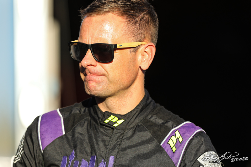 The Night Before the 50 - Ollie's Bargain Outlet All Star Circuit of Champions - Port Royal Speedway - 17 Ian Madsen
