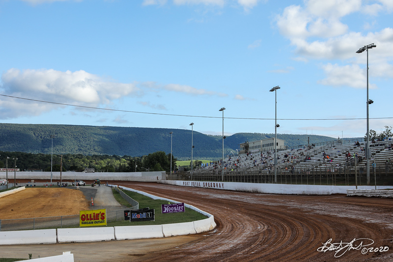 The Night Before the 50 - Ollie's Bargain Outlet All Star Circuit of Champions - Port Royal Speedway