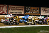 The Night Before the 50 - Ollie's Bargain Outlet All Star Circuit of Champions - Port Royal Speedway - 5 Dylan Cisney, 98 Jared Esh