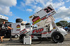 The Night Before the 50 - Ollie's Bargain Outlet All Star Circuit of Champions - Port Royal Speedway - 21 Brian Brown