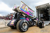Tuscarora 50 - Ollie's Bargain Outlet All Star Circuit of Champions - Port Royal Speedway - 1 Logan Wagner