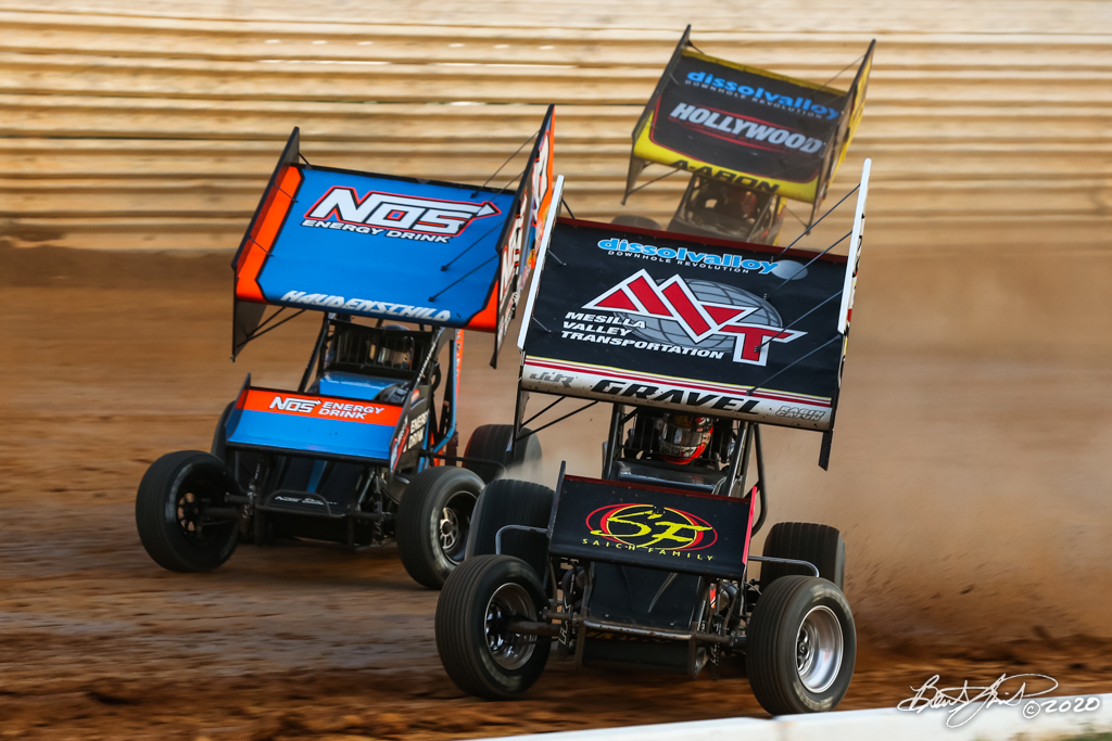 Bob Weikert Memorial presented by Folkens Brothers Trucking - Ollie's Bargain Outlet All Star Circuit of Champions presented by Mobil 1 - Port Royal Speedway - 17H Sheldon Haudenschild, 41 David Gravel