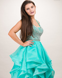 Teal Gown-22