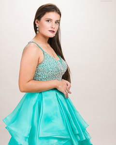 Teal Gown-24