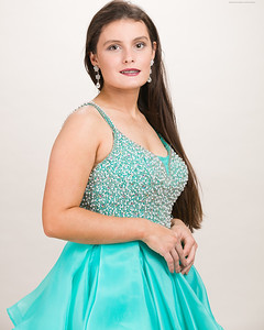 Teal Gown-28