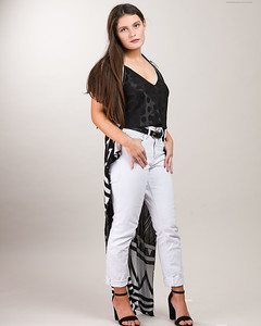White Pants Outfit-7