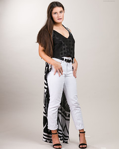 White Pants Outfit-5