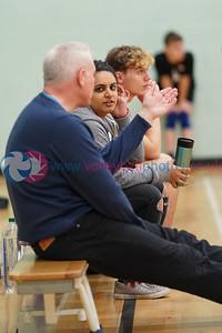 U18 Boys Junior SVL Finals, Coatbridge High School, Sun 8th Mar 2020. © Michael McConville