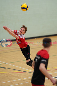 Forza Ragazzi 3 v 0 Shetland (13, 20, 18), SVL One, Coatbridge High School, Sat 18th Jan 2020.  © Michael McConville