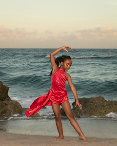 Sarah on Beach-28