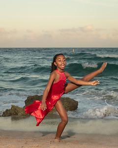 Sarah on Beach-19
