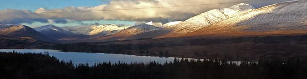 Caledonian Sleeper mountains 2