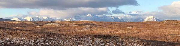 Caledonian Sleeper mountains 1