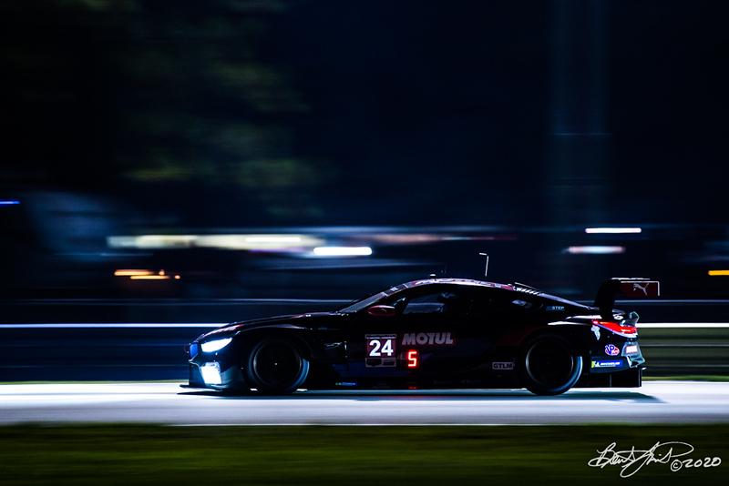 Mobil 1 Sebring 12 Hours Presented by Advance Auto Parts - IMSA WeatherTech SportsCar Championship - Sebring International Raceway - 24 BMW Team RLL BMW M8 GTE, John Edwards, Augusto Farfus, Jesse Krohn