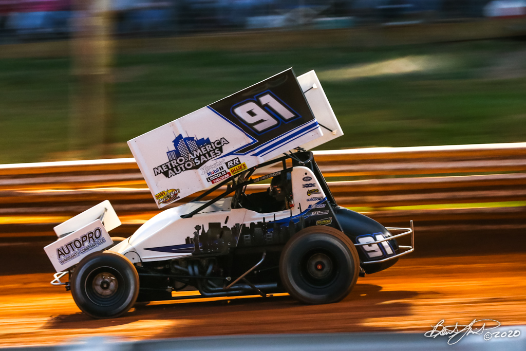 Jim Nace Memorial - National Open - Selinsgrove Speedway - 91 Anthony Fiore