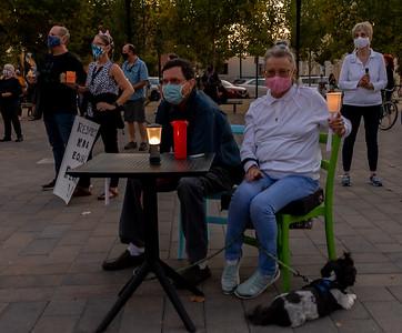 RGB vigil  Santa Rosa  © Bill Clark-40