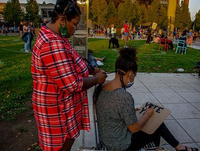 RGB vigil  Santa Rosa  © Bill Clark-14