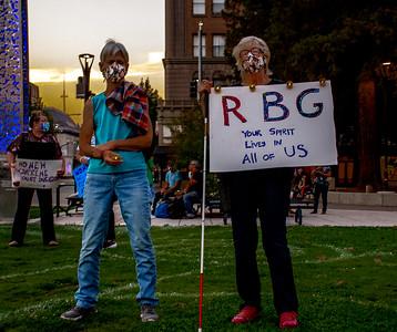 RGB vigil  Santa Rosa  © Bill Clark-42