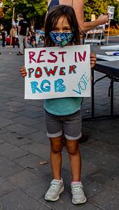 RGB vigil  Santa Rosa  © Bill Clark-20