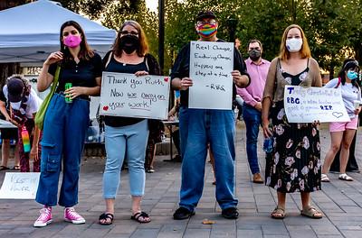 RGB vigil  Santa Rosa  © Bill Clark-26