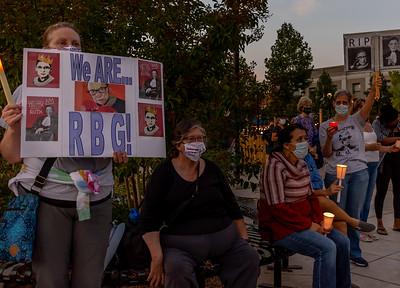 RGB vigil  Santa Rosa  © Bill Clark-43