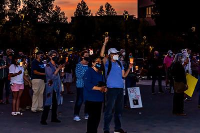 RGB vigil  Santa Rosa  © Bill Clark-45