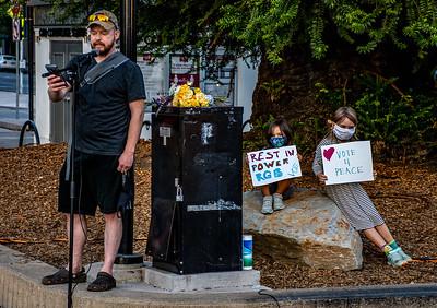 RGB vigil  Santa Rosa  © Bill Clark-23