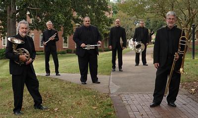 Carolina Brass Group Photo