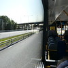 Riding SL route 579 from Arlanda Airport to Sigtuna, 19.09.2020.