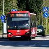 SL (Transdev) VDL Citea ABP13X 0451 running between Märsta and Sigtuna on route 579 to Balsta, 19.09.2020.