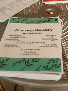 Women's Ministry Meet and Greet