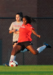 Women's Soccer Scrimmage 9/30