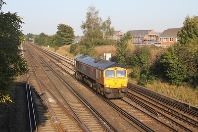 66773 Worting Junction 21/09/20 0D01 Doncaster to Eastleigh