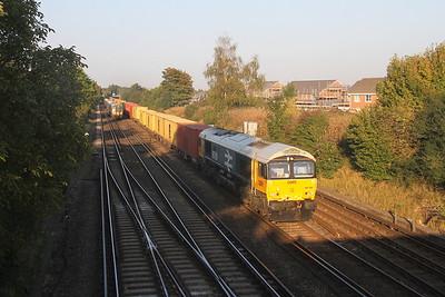 66789 Worting Junction 21/09/20 4O69 Hams Hall to Southampton Western Docks
