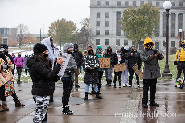 Sister Solidarity Rally