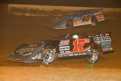 Dale McDowell (17M) and Kyle Bronson (40B)