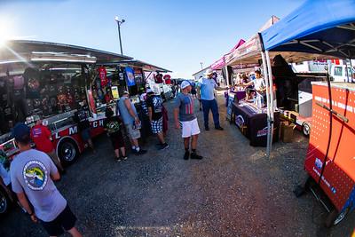 Smoky Mountain Speedway midway area