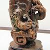 Agarwood carving - National Palace Museum
